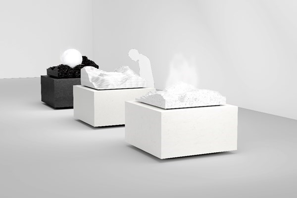 Caesarstone presents: Altered States by Snarkitecture