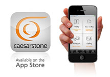 Caesarstone iPhone App